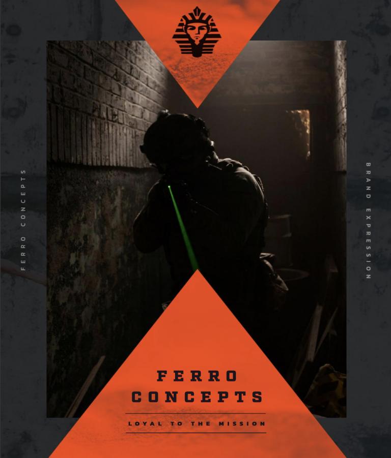 Ferro Concepts Branding